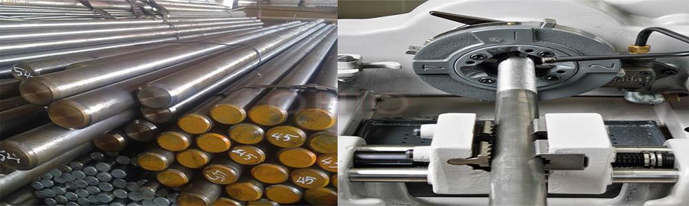 Quy trình sản xuất bulong neo