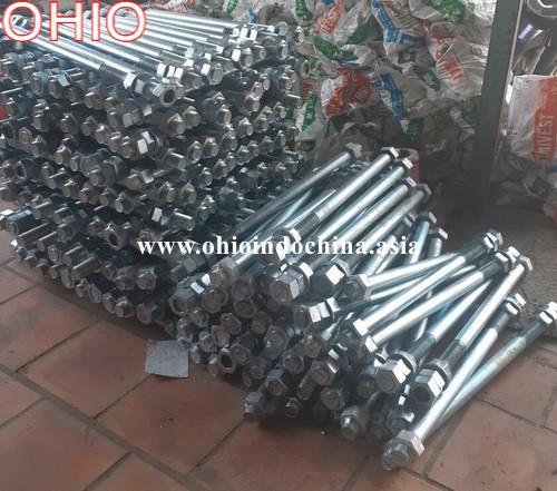 báo giá bulong neo M30