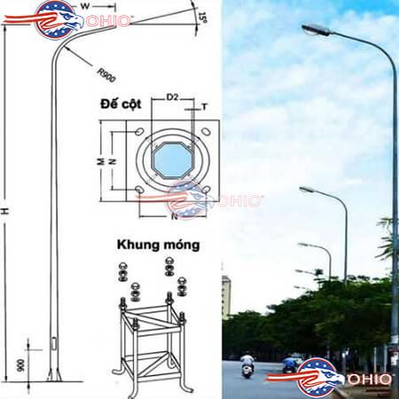 ứng dụng bulong neo L